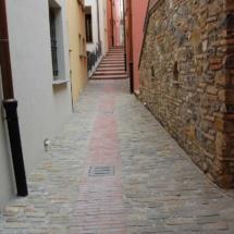 Pavimentazione tipo sternia