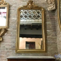 lacole-cucina-italiana-antica-specchiera-in-legno-e-oro
